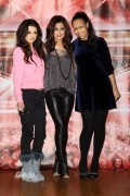 Шер Ллойд, фото 151. with Cher Lloydyl Cole & Rebecca Ferguson - The X Factor Final Press Conference (December 09,2010) tagged, foto 151