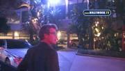 Simon Baker no Staple Center, em Los Angeles   D9e98b115868087