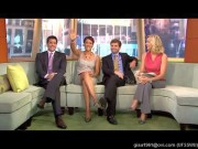 Robin Roberts---sexy dress�sexy legs�14.07.2011�abc