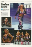 Natalya Neidhart-WWE Magaizne Summer 2011