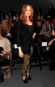 Кайли Дэфер, фото 127. Kaylee DeFer Jenny Packham Fall 2012 fashion show in NYC - February 13, 2012, foto 127