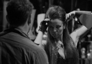"Maria Kanellis: Behind The Scenes of ""Fantasy"" Music Video (x6 Pics)"